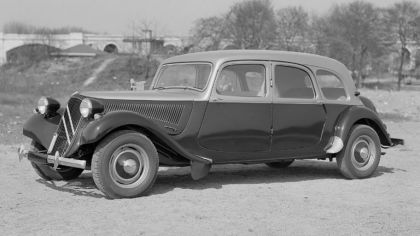 1935 Citroen Traction Avant 11CV combi 9