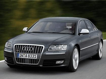 2008 Audi S8 5
