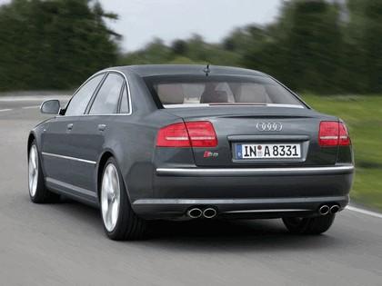 2008 Audi S8 8