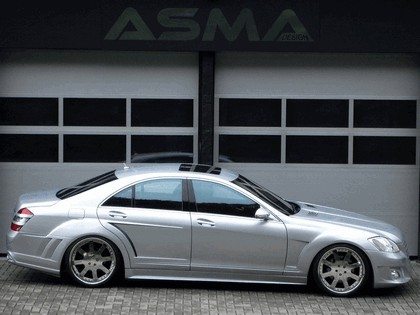 2006 ASMA Design Eagle I ( based on Mercedes-Benz S-klasse W221 ) 6