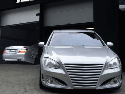 2006 ASMA Design Eagle I ( based on Mercedes-Benz S-klasse W221 ) 10