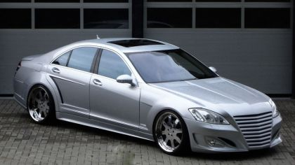2006 ASMA Design Eagle I ( based on Mercedes-Benz S-klasse W221 ) 7