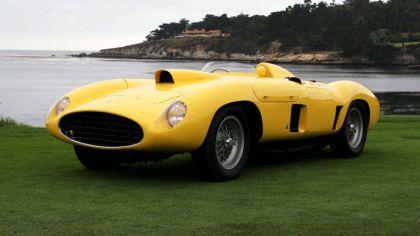 1955 Ferrari 410 S Scaglietti spyder 8
