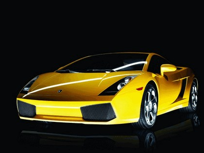 2003 Lamborghini Gallardo 1