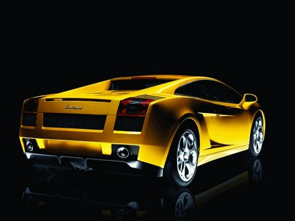 2003 Lamborghini Gallardo 9