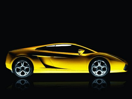 2003 Lamborghini Gallardo 12