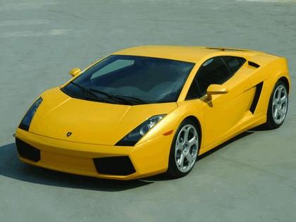 2003 Lamborghini Gallardo 14