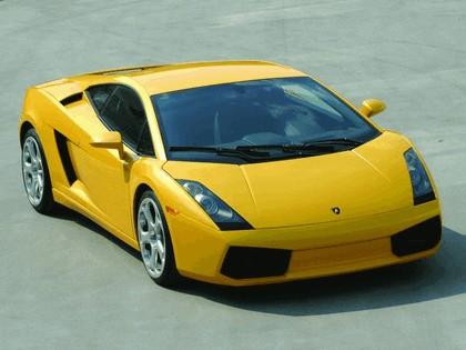 2003 Lamborghini Gallardo 16