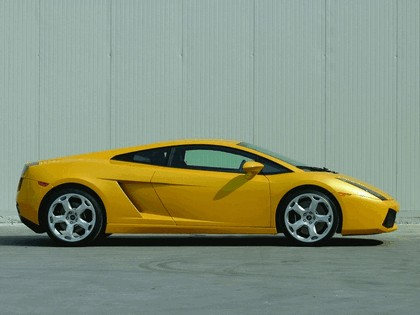 2003 Lamborghini Gallardo 17