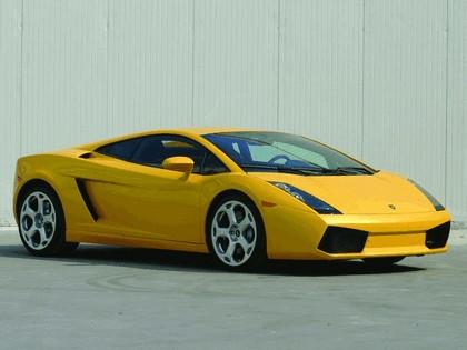 2003 Lamborghini Gallardo 18