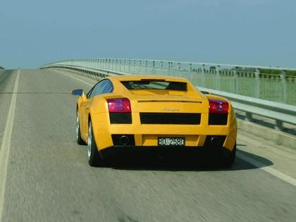 2003 Lamborghini Gallardo 24