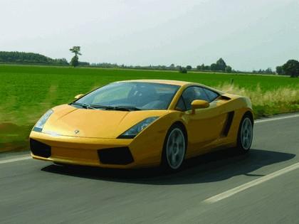 2003 Lamborghini Gallardo 25