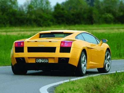 2003 Lamborghini Gallardo 31