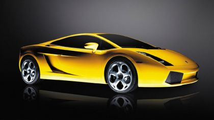 2003 Lamborghini Gallardo 2