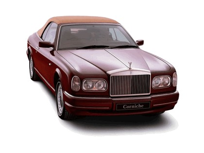 2000 Rolls-Royce Corniche V 1