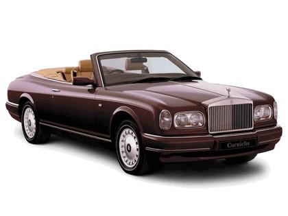 2000 Rolls-Royce Corniche V 3
