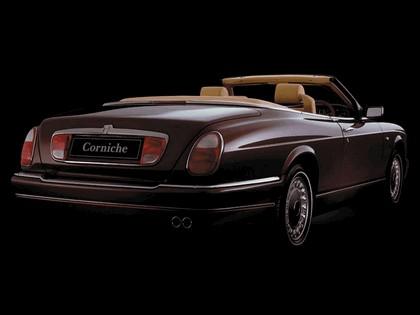 2000 Rolls-Royce Corniche V 7