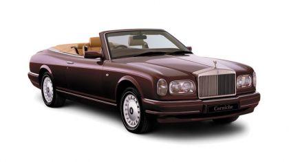 2000 Rolls-Royce Corniche V 9