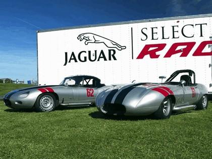 1962 Jaguar E-Type Select Edition Roadster-Hardtop #62 (2004 Season) 2
