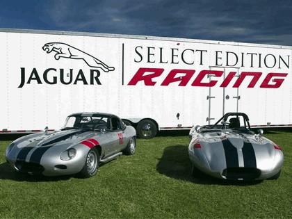 1962 Jaguar E-Type Select Edition Roadster-Hardtop #62 (2004 Season) 3