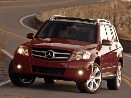2008 Mercedes-Benz GLK350 ( X204 ) - USA version 1