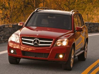 2008 Mercedes-Benz GLK350 ( X204 ) - USA version 2