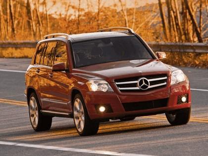 2008 Mercedes-Benz GLK350 ( X204 ) - USA version 5
