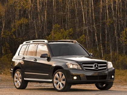 2008 Mercedes-Benz GLK350 ( X204 ) - USA version 12