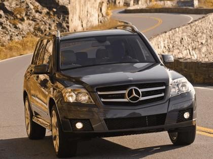2008 Mercedes-Benz GLK350 ( X204 ) - USA version 14