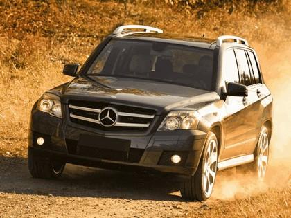 2008 Mercedes-Benz GLK350 ( X204 ) - USA version 15