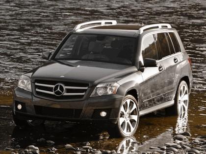 2008 Mercedes-Benz GLK350 ( X204 ) - USA version 16