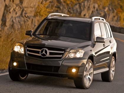 2008 Mercedes-Benz GLK350 ( X204 ) - USA version 17