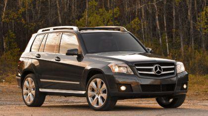 2008 Mercedes-Benz GLK350 ( X204 ) - USA version 4