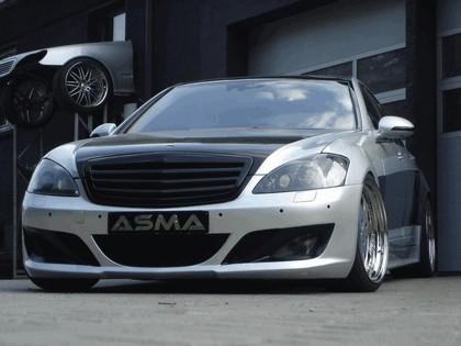 2007 ASMA Design Eagle II ( based on Mercedes-Benz S-klasse W221 ) 1
