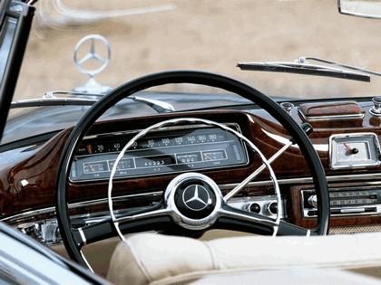 1956 Mercedes-Benz S-klasse ( W180 ) cabriolet 4