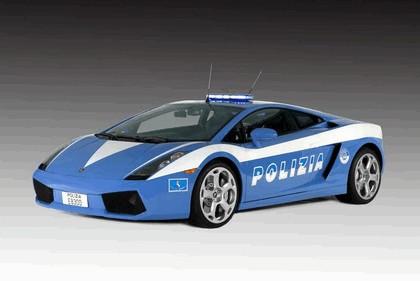 2003 Lamborghini Gallardo Polizia 1