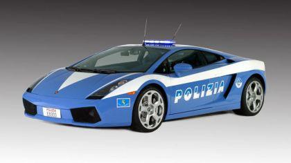 2003 Lamborghini Gallardo Polizia 6
