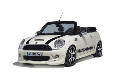 2009 Mini Cooper S cabriolet by AC Schnitzer 3