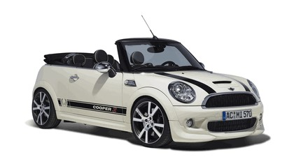 2009 Mini Cooper S cabriolet by AC Schnitzer 5