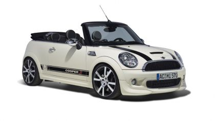 2009 Mini Cooper S cabriolet by AC Schnitzer 1