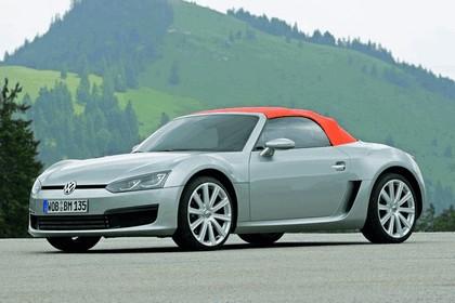 2009 Volkswagen BlueSport roadster 7