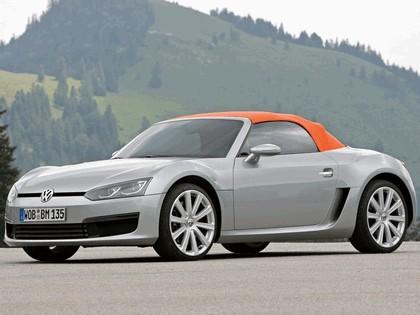 2009 Volkswagen BlueSport roadster 10