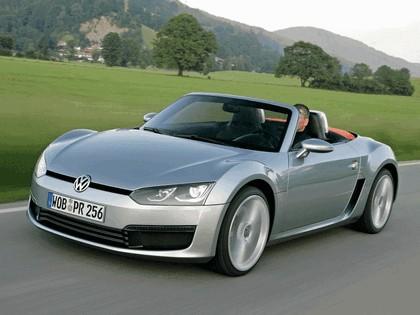 2009 Volkswagen BlueSport roadster 16