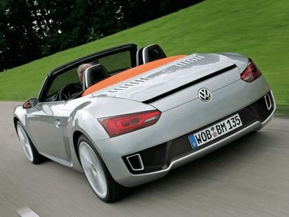 2009 Volkswagen BlueSport roadster 24