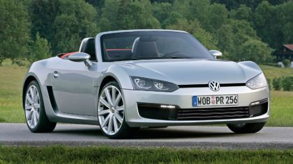 2009 Volkswagen BlueSport roadster 4
