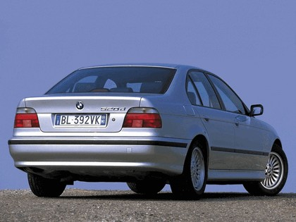 2000 BMW 520d ( E39 ) 4