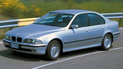 2000 BMW 520d ( E39 ) 5