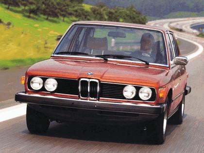 1978 BMW 528i ( E12 ) - USA version 1
