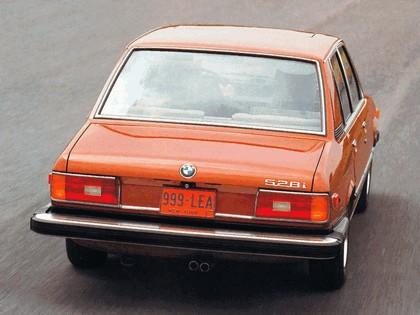 1978 BMW 528i ( E12 ) - USA version 2