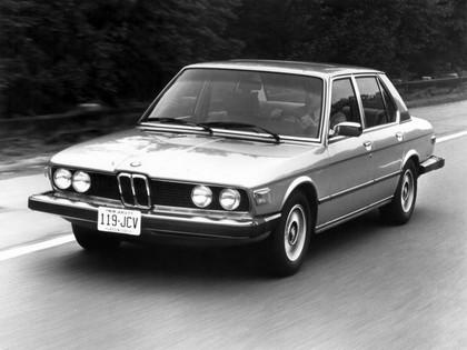 1978 BMW 528i ( E12 ) - USA version 4